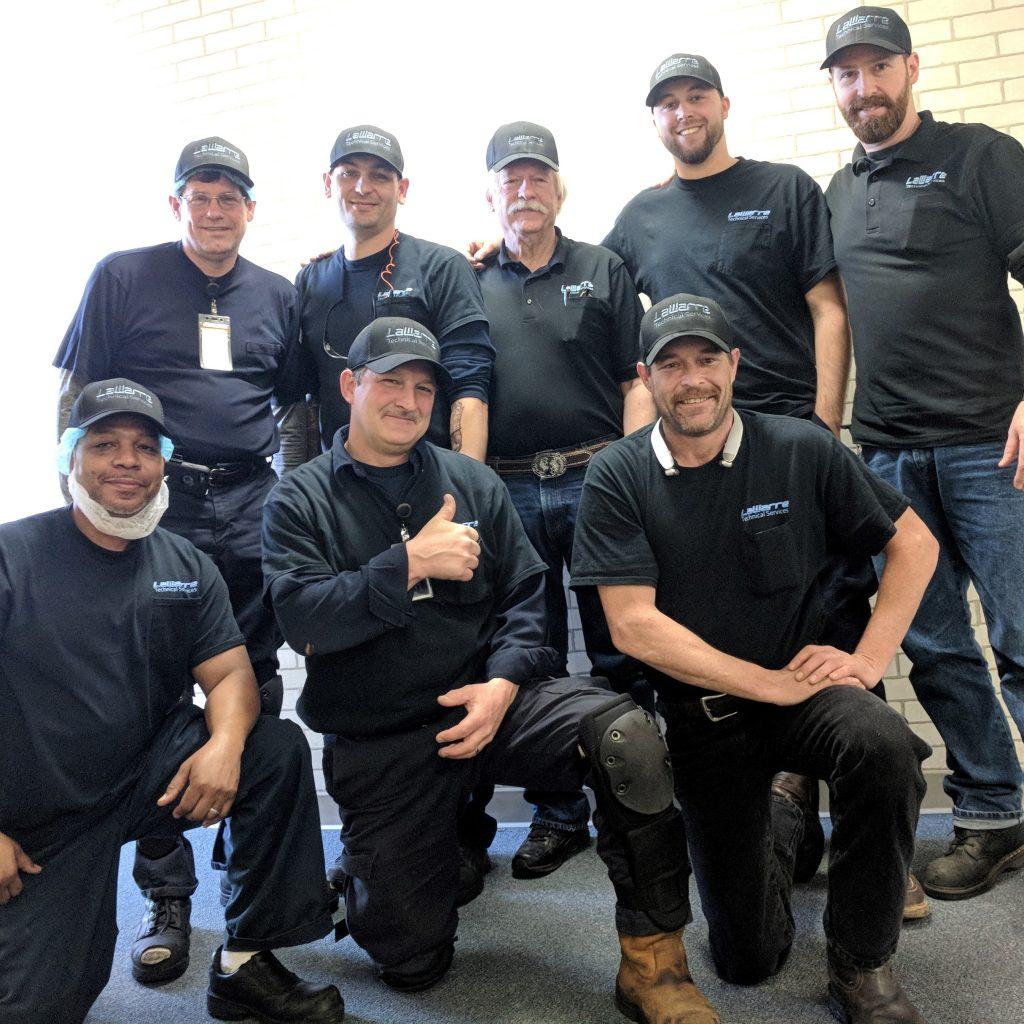 LTS Service Team Rocks!
